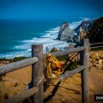 Cabo da Roca w Portgualii Sintra Lizbona Zdjęcia Fotografie Przewodnik