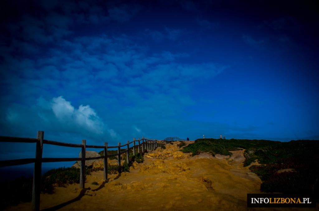 Cabo da Roca Sintra Lizbona Zdjęcia Fotografie Przewodnik Dojazd