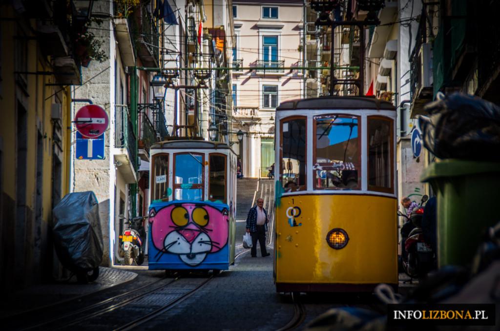 Komunikacja miejska w Lizbonie Lizbona ceny i rodzaje biletów na autobusy, tramwaj i windy