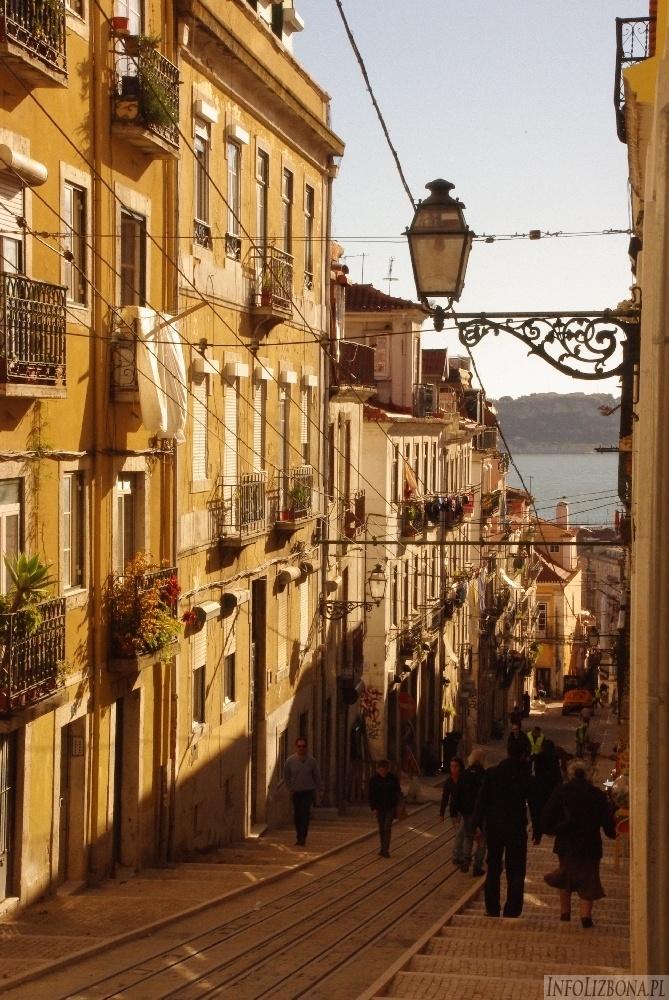 Windy w Lizbonie. Windy Lizbona Bica