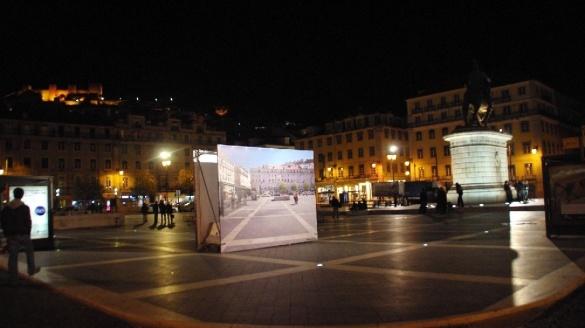 Praca da Figueira w Lizbonie