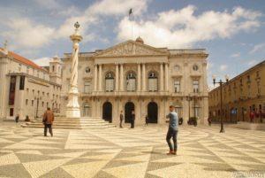 Praca do Municipio w Lizbonie
