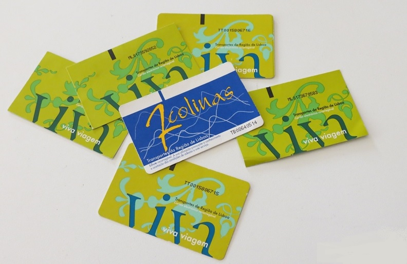 Komunikacja miejska w Lizbonie Ceny i rodzaje biletów Lizbona Bilety Viva Viagem 7 Colinas Aktualne Ceny