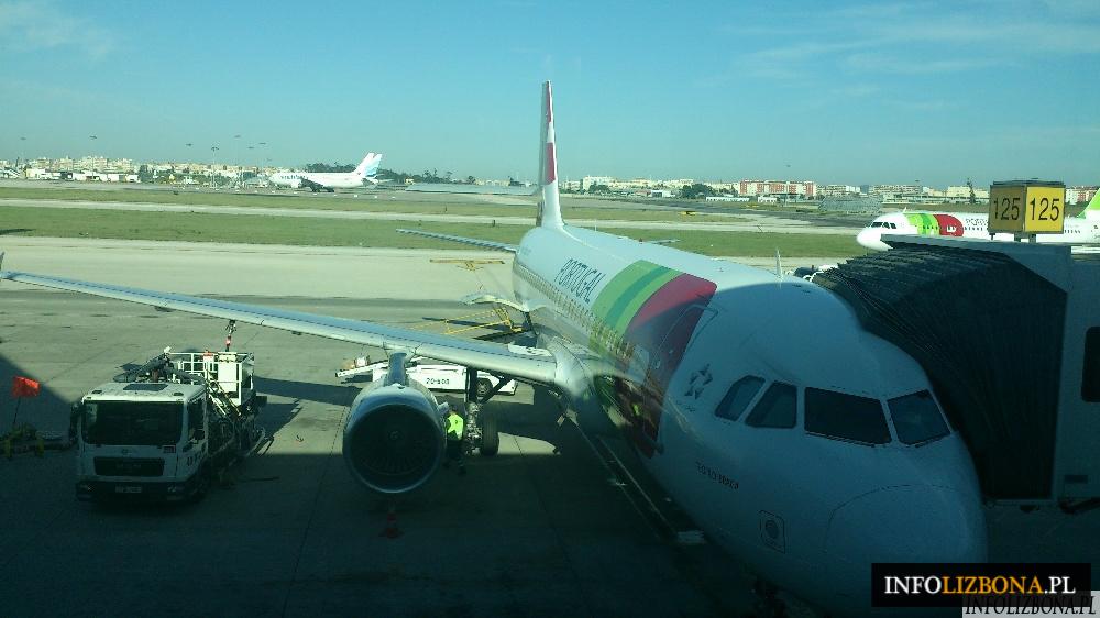 Lotnisko w Lizbonie dojazd informacje praktyczne Lizbona Airport (2 of 4)
