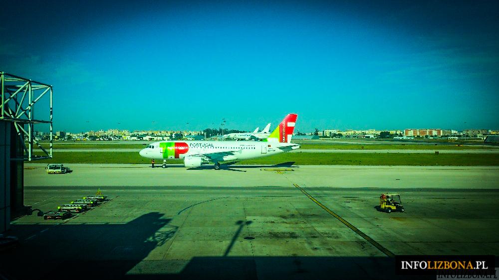 Lotnisko w Lizbonie dojazd informacje praktyczne Lizbona Airport