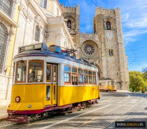 Alfama Lizbona Przewodnik Polski Przewodnik po Alfamie w Lizbonie Portugalii Co Zobaczyć Trasa Zwiedzania Najważniejsze Zabytki Atrakcje TOP Informacje Jak zwiedzić Tramwaj Mapa PDF