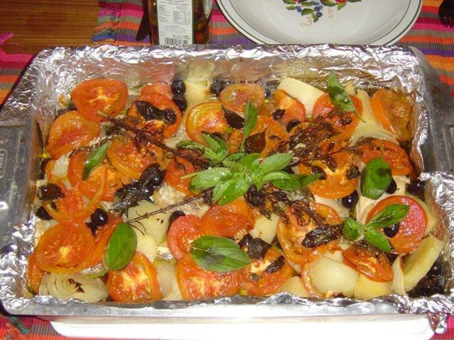 Kuchnia portugalska dorsz po portugalsku