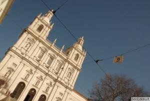 Przewodnik po Alfamie w Lizbonie Kościół św. Wincentego Zdjęcia Fotografie Przewodnik po Lizonie