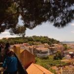 Przewodnik po Alfamie w Lizbonie Fotografie Opis Punkty Widokowe