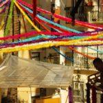 Przygotowania do Festas de Lisboa 2013 na Alfamie [Zdjęcia]