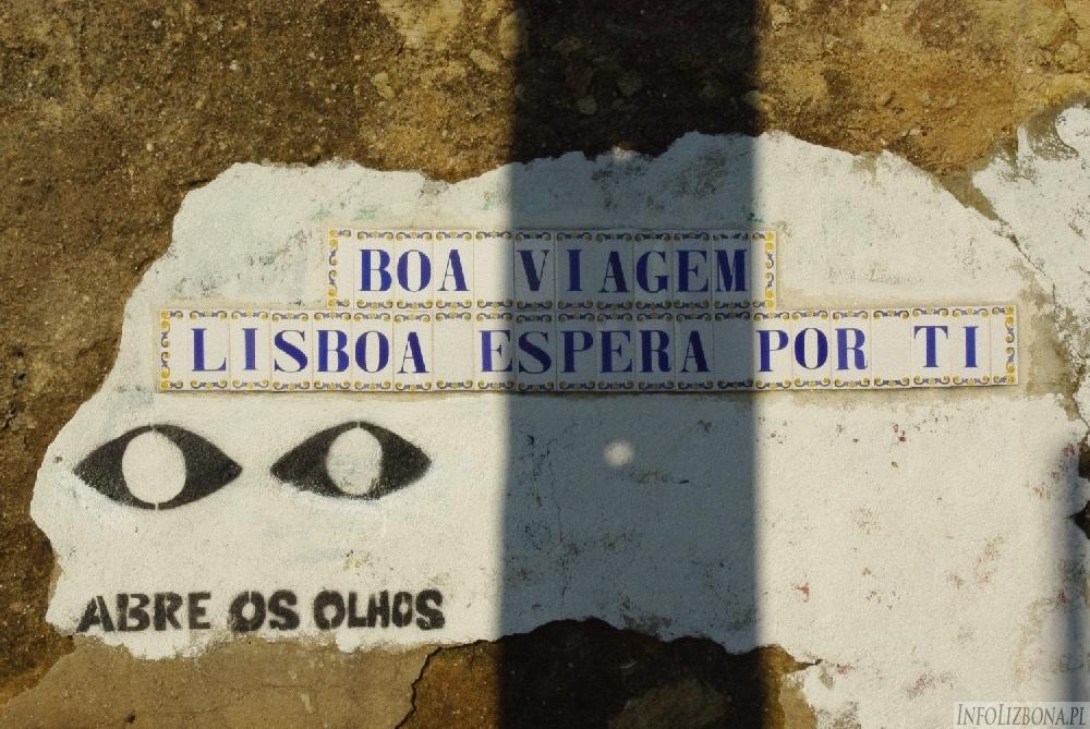 Azulejos Lizbona Lisbon Lisboa