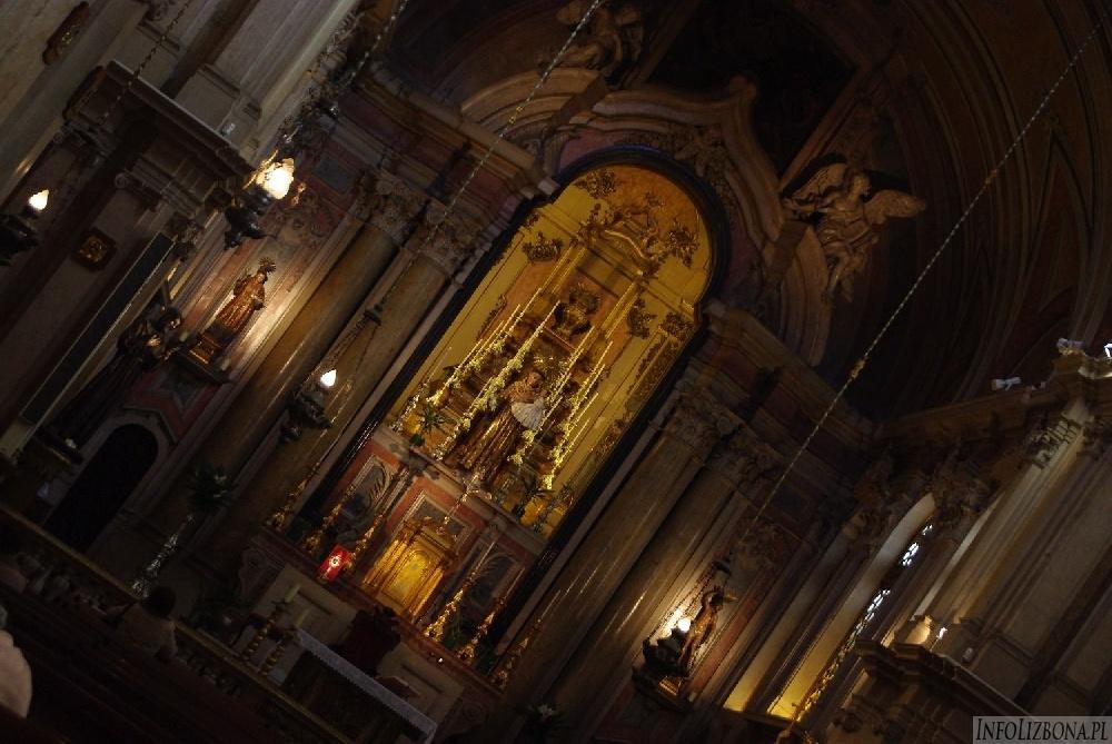 Igreja de Santo António kościół Lizbona św Antoniego