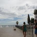 Miradouro das Portas do Sol Alfama Lisbon Lizbona