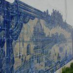 Alfama w Lizbonie: Punkt widokowy Miradouro de Santa Luzia – zdjęcia