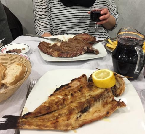 Lizbona Polecane restauracje lokalne tanie i smaczne lokalne jedzenie gdzie jeść w lizbonie lisbonie polecana restauracja kuchnia domowe polski przewodnik po Lizbonie 1