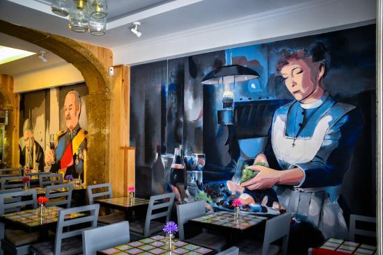 Polecane restauracje w centrum Lizbony - polski przewodnik kulinarny po Lizbonie i restauracjach 2017 co jeść w Lizbonie opis informacje restauracje Lizbona Lisbona Lisbon 6