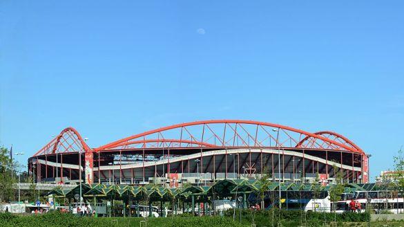 Benfica Lizbona stadion lizbona