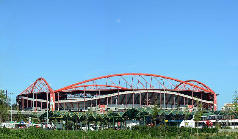 a3b137656 Sport w Lizbonie - piłka nożna i inne sporty, opis