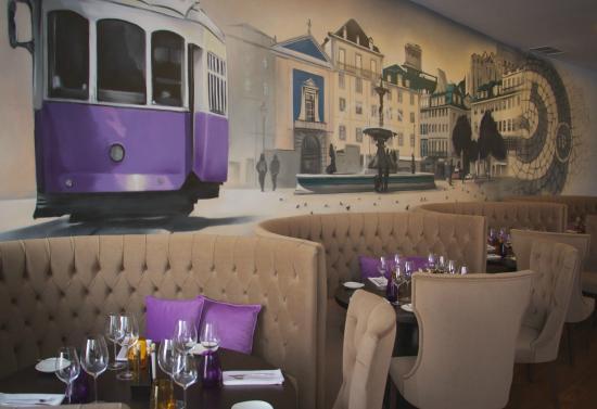TOP 5 najlepszych restauracj w Lizbonie Restauracje eleganckie dobre na wykwintną kolację i lunch kuchnia fusion międzynarodow the best of 4