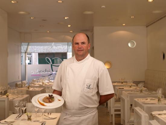 TOP 5 najlepszych restauracj w Lizbonie Restauracje eleganckie dobre na wykwintną kolację i lunch kuchnia fusion międzynarodow the best of 1