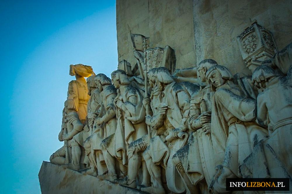 Pomnik Odkrywców w Lizbonie Lizbona Pomnik Odkryć Geograficznych Belem Polski Przewodnik po Lizbonie Ceny Bilety 2020