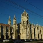 Klasztor Hieronimitów Belem Lizbona zdjęcia