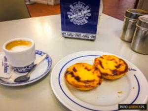 Lizbona Babeczki Belem Ciastka Pasteis de Belem Pastel de Belem Pasteis de Nata Portugalia Słynna kawiarnia w Lizbonie Przepis Zdjęcia Opis Informacje Przewodnik po Lizbonie zwiedzanie Lisbona