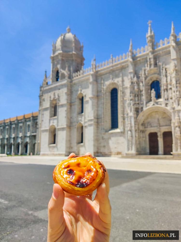Pastel de Nata Pasteis de Belem Przepis Składniki Informacje Co Potrzeba Jak Upiec Receptura Lizbona Polski Przewodnik po Lizbonie i Portugalii portugalskie desery co potrzeba
