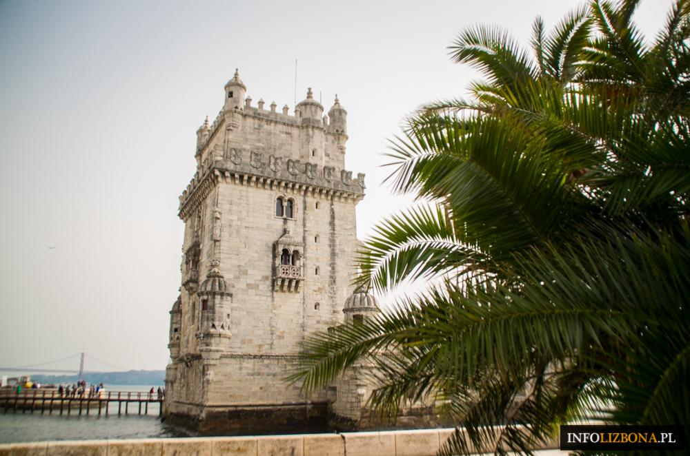 Wieża Belem w Lizbonie Lizbona Belem Wieża Torre de Belem przewodnik opis godziny zwiedzanie bilety zniżki UNESCO fotografie zdjęcia wideo foto polski przewodnik Lisbona Lisbon Lisboa Portugalia