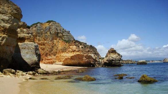 Plaze Portugalia Algarve Lagos