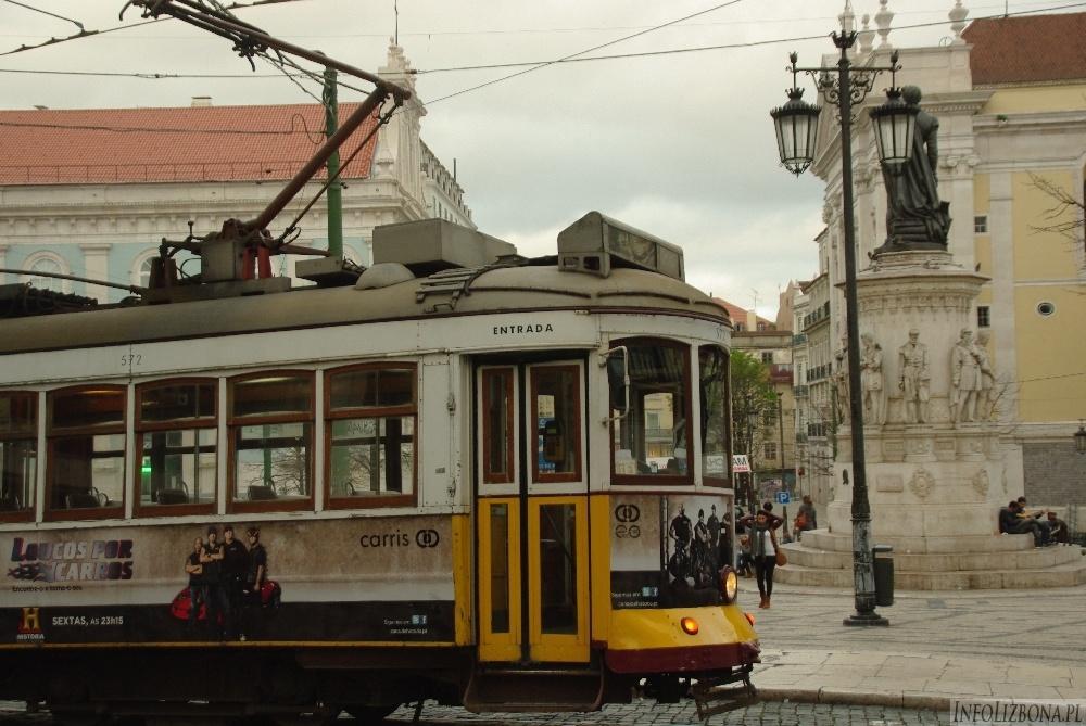 Tramwaj 28 Lizbon Lisbon Tram 28 zdjęcia photos