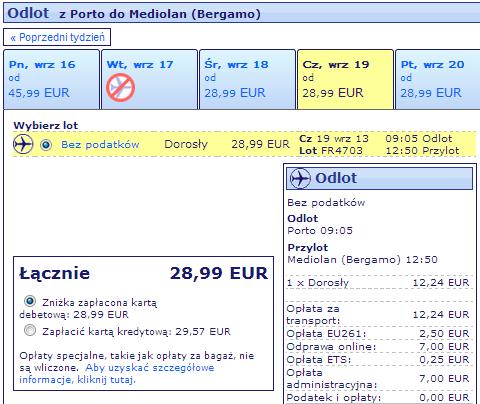 Loty Katowice Porto 3