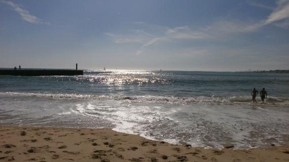 Plaże Lizbona Portugalia Najlepsze plaze