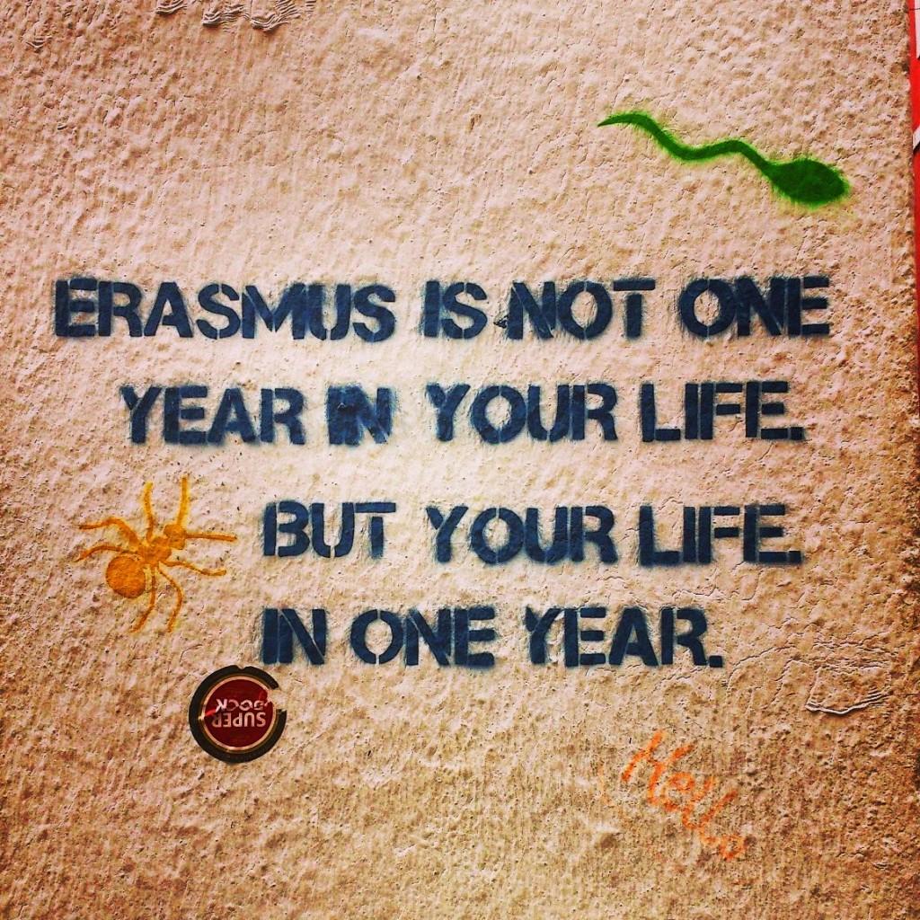 Erasmus w Lizbonie 2015