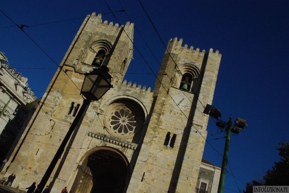 Katedra Se Lizbona Portugalia zdjęcia foto photos