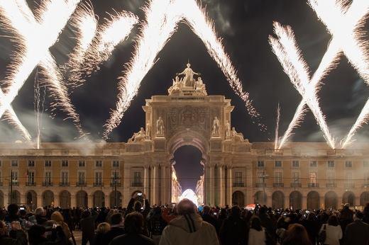 Nowy Rok Sylwester Lizbona Portugalia 2013 i 2014 program