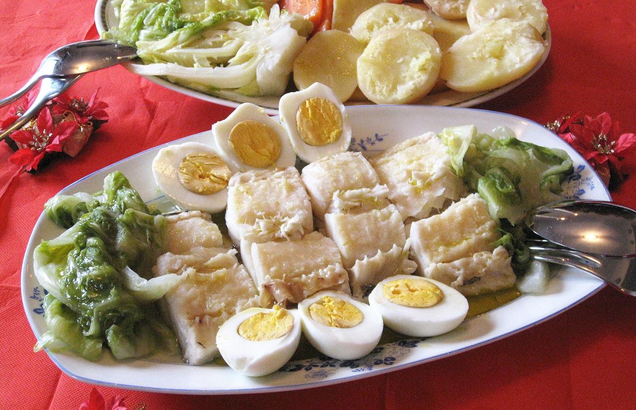 Bacalhau de consoada | Fot. cbtump.blogspot.com