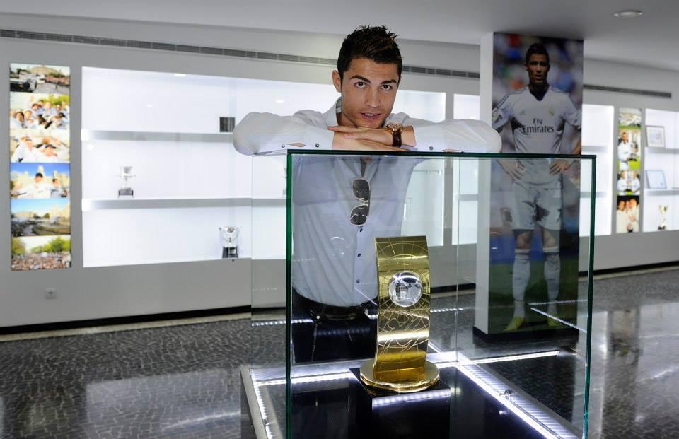 Muzeum Cristiano Ronaldo Madera Funchal Adres Bilety Foto 1