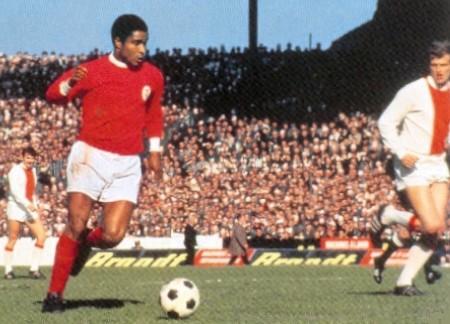 Eusebio Benfica Lizbona