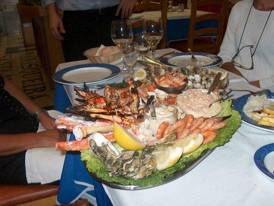 Owoce morza Lizbona Portugalia Lisbona polecane restauracje lokalne z owocami morza najlepsze restauracje portugalska kuchnia przewodnik kulinarny 2017