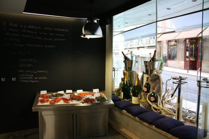 Restauracje owoce morza Lizbona opinie