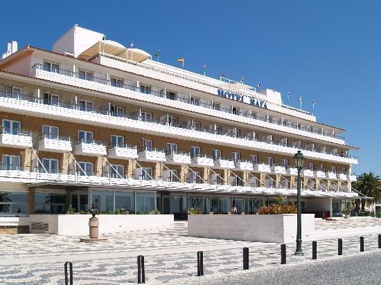 Cascais Lizbona Hotele Hotel Baia - przewodnik