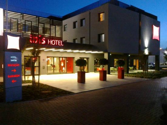 Sintra Lizbona Hotele Hotel Ibis Sintra - przewodnik