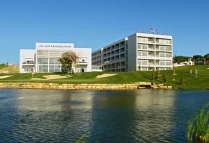Sintra Lizbona Hotele Hotel Melia Aldeia dos Capuchos - przewodnik