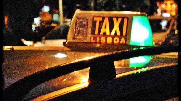 Taxi Portugalia Lizbona Lisbona Zdjęcia Ceny Opłaty Kontakt