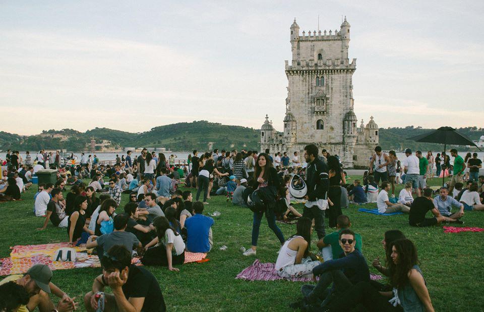 Weekend w Lizbonie 2014 Meo Out Jazz Festiwal
