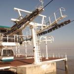Lizbona Oriente Kolejka linowa kolej linowa teleferico foto zdjęcia photos 003