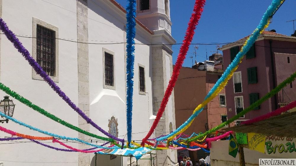 Festas de Lisboa Lizbona imprezy św Antoniego 2014 foto zdjęcia relacja program