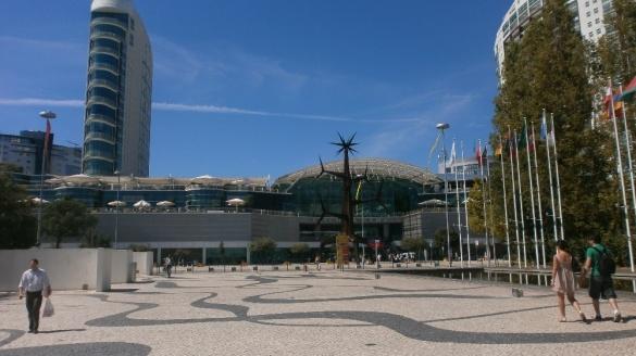 Lizbona Park Narodów Expo Oriente polecane restauracje