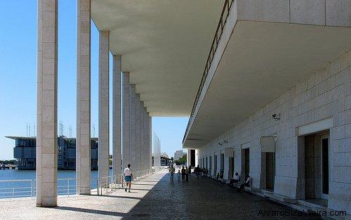 Oriente Lizbona Pawilon Portugalii przewodnik
